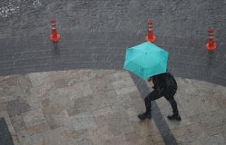 Meteoroloji Saat Verdi ve Uyardı: Hafta Sonu Plan...