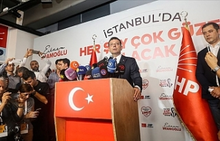 İstanbulumuza Bugünkü Seçimin Neticeleri Hayırlı...