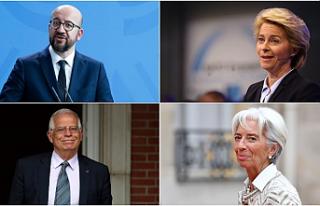 AB'nin Yeni Başkan Adayları Kim Hangi Görevi...