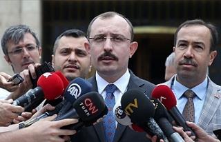 AK Parti'den Merkez Bankası'ndaki Görev...