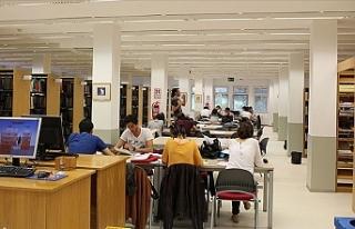 Bilkent Üniversitesinin Kütüphanesi Dünya Lideri...