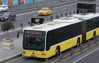İşte İstanbul'da Ulaşımın Ücretsiz Olduğu...