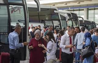 Kurban Bayramı'nda Otobüs Firmalarına Ek Sefer...