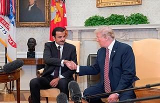 Trump'dan Katar Emiri'ne: Siz Çok Değerli...