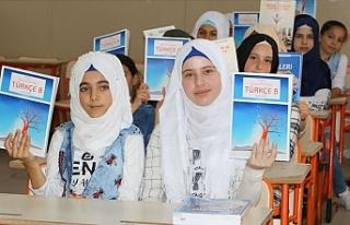 Kilis'te Yaşayan Suriyeli Öğrenciler, Okula...