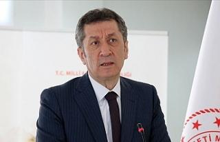 Milli Eğitim Bakanı Selçuk, 2019-2020 Eğitim Öğretim...