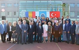 Türkiye Maarif Vakfının, Avrupa Birliği Sınırlarındaki...