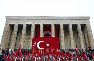 29 Ekim Cumhuriyet Bayramı, 96. Yılında Tüm Türkiye'de...