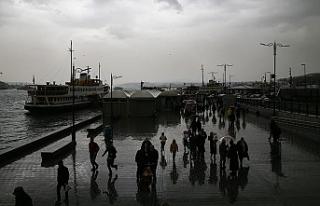 İstanbul'un Bu Akşamdan İtibaren Serin ve...