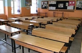 Mardin'in Sınır İlçelerinde Okullar Tatil...