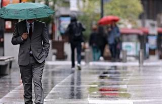 Meteorolojiden Sağanak ve Sis Uyarısı: Özellikle...