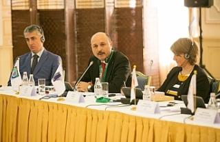 Uaeseb Genel Başkanı Geylan, Uaeseb, Türk Dünyası...