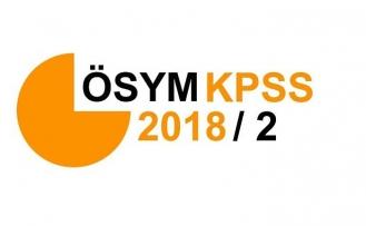 KPSS 2018/2 Tercih Kılavuzu: Memur Alımı Tercih İşlemleri Başladı
