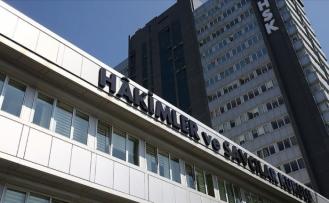 HSK, 3 Bin 722 Hakim ve Savcının Görev Yerini Değiştirdi