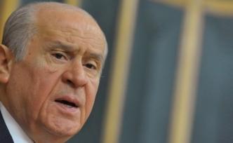 MHP Lideri Devlet Bahçeli'den CHP'nin İş Bankasıyla İlgili Flaş Açıklama