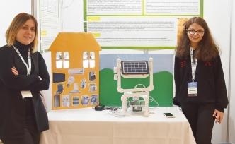 50. Yıl Lise Öğrencileri Araştırma Projeleri Yarışması'nda, Dereceye Girenlere Ödüller Verildi