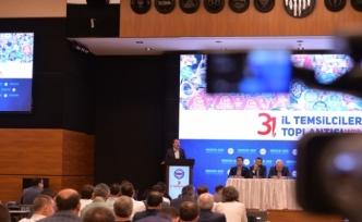 Memur-Sen 31'inci İl Temsilcileri Toplantısı'nın Sonuç Bildirgesini Açıkladı