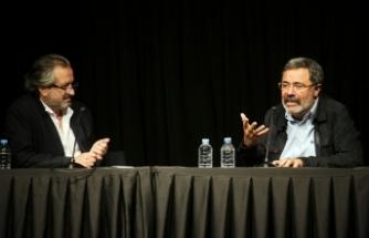 Ahmet Ümit'in Beyoğlu sevdası  edebiyatseverleri buluşturdu