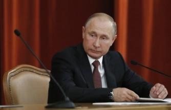 Putin Rusya'nın Yeni Yol Haritasını Anlattı