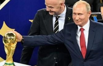 Rusya, Dünya Kupasına Katılan Taraftarlara Yıl Sonuna Kadar Vizeyi Kaldırdı