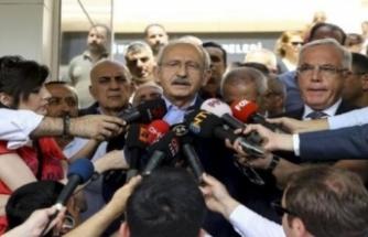 CHP'nin Merkez Yönetim Kurulu Yenileniyor