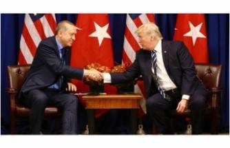 Cumhurbaşkanı Erdoğan İle ABD Başkanı Trump Arasında Çok Kritik Görüşme