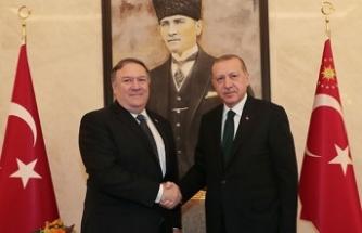 Cumhurbaşkanı Erdoğan Çok Kritik Görüşme Gerçekleştirdi