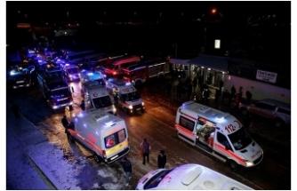 Ankara'da Hızlı Tren Kazası Meydana Geldi Çok Sayıda Ölü ve Yaralı Var