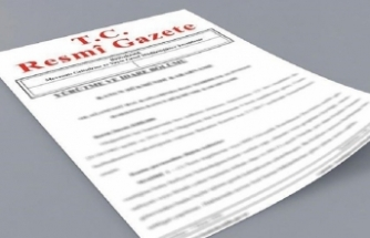 Yeni Atama Kararları Resmi Gazete' de Yayımlandı