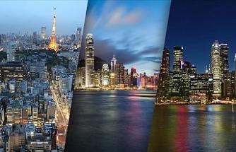Dünyanın En Pahalı Şehirleri Listesinde İlk Sırayı Üç Kent Paylaştı