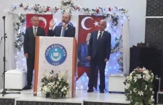 Genel Başkan: Sendika Görünümlü Örgütün Değnekçiliğini Yapan Okul Yöneticilerini İsim İsim İfşa Edeceğiz
