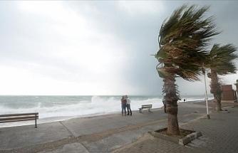 Meteorolojiden Çok Kritik Fırtına Uyarısı