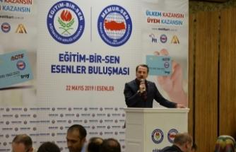 Memur-Sen Genel Başkanı Ali Yalçın: Rehavet, Felaketi de Beraberinde Getirir