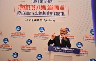 Genel Başkan: MEB, Yönetici Mülakatlarında Hak Gaspına İzin Vermemelidir