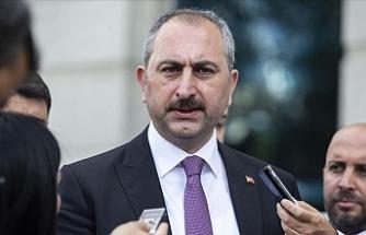 Adalet Bakanı Abdulhamit Gül: Caniye Hak Ettiği Cezanın Gecikmeksizin Verileceğine İnancım Tam