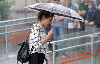 Marmara Bölgesi'nde Sıcaklığın 2 İla 6 Derece Azalacağı Tahmin Ediliyor