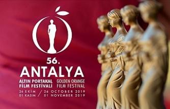 56. Antalya Altın Portakal Film Festivali Başlıyor