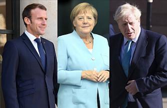 Macron Duyurdu! Avrupalı 3 Liderden Erdoğan'la Görüşme Kararı