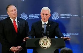Türk Heyeti 4 Saati Aşan Görüşmesine Dair ABD'li Yetkililer Amerikan Basınına Konuştu