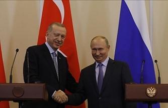 Türkiye İle Rusya Federasyonu Arasında Mutabakat Muhtırası İmzalandı