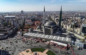 Beyoğlu Belediye Başkanı Haydar Ali Yıldız Açıkladı: Taksim Camisi 2020'de Açılacak