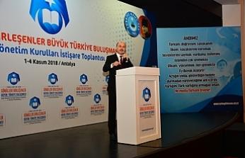 Genel Başkan Talip Geylan: Sayın Cumhurbaşkanı'nın Açıklaması İle İş Güvencesi Tartışması Bitmiştir