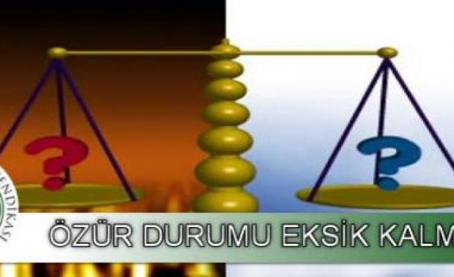 EŞİ MEB'DE ÇALIŞAN ÖĞRETMEN ELİNİ TAŞIN ALTINA KOYSUN !