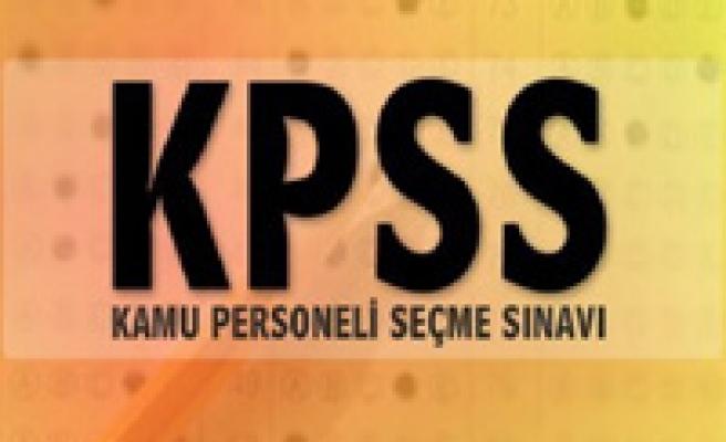 KPSS ORTA ÖĞRETİM VE ÖN LİSANS GİRİŞ BELGELERİ YAYINLANDI !