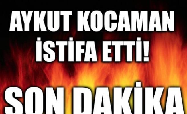 AYKUT KOCAMAN İSTİFA ETTİ,YÖNETİM İSTİFAYI KABUL ETMEDİ ...