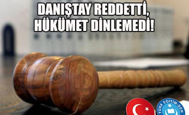 DANIŞTAY'DAN 'ANDIMIZ' KARARI