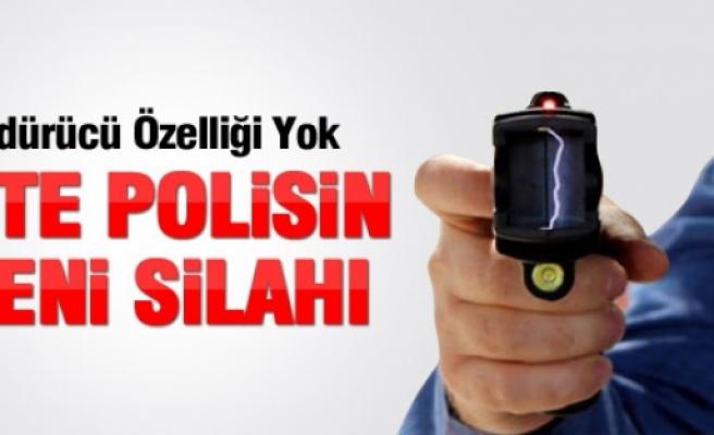 -POLİSİN YENİ SİLAHI