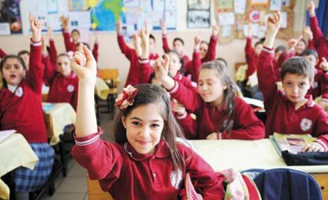 OKULA İLK ADIMLARINI ' UYUM EĞİTİMİYLE ' ATACAKLAR