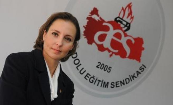 EĞİTİM BİR SEN BİZE ENFLASYON FARKINI BORÇLUDUR !