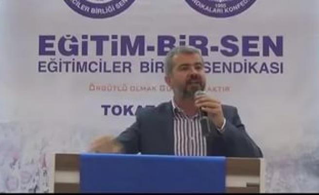 "EĞİTİM BİR SEN ""KEMALİST RUHU MÜFREDATIMIZDAN ARINDIRMALIYIZ"""